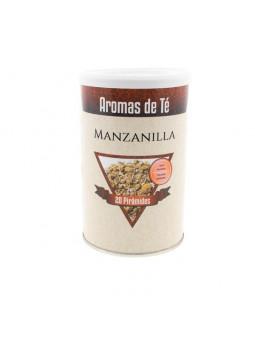 Té en piramides Manzanilla