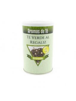 Tea in pyramids Green tea, Liquorice