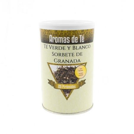 Te Verde y Blanco Sorbete de Granada
