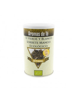 El te verd i Blanc Sorbet de Mango Verd