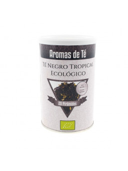 Pyramides de Thé Noir, Vert Tropical