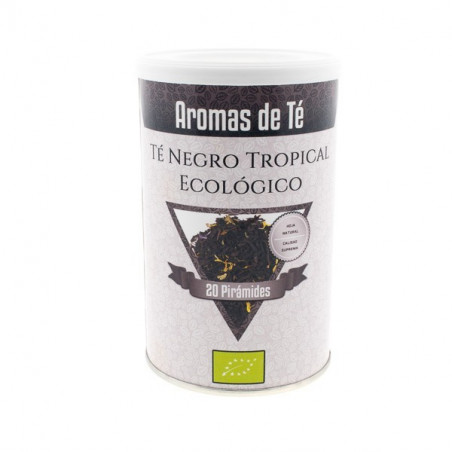 Té Negro Tropical Ecológico