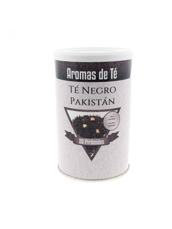 Plateau des pyramides, thé Noir Pakistan
