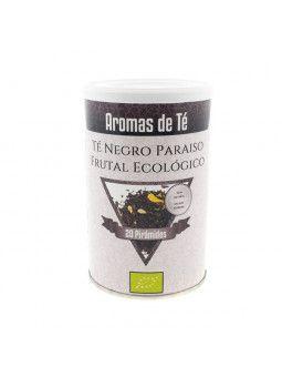Thé Noir Paradis Des Fruits Verts
