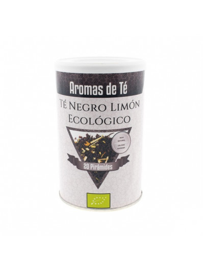 Té Negro Limón Ecológico
