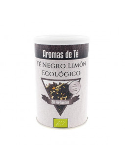 Black Tea Organic Lemon