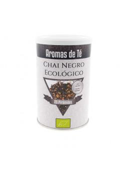 Chai té Negro Verde pirámides