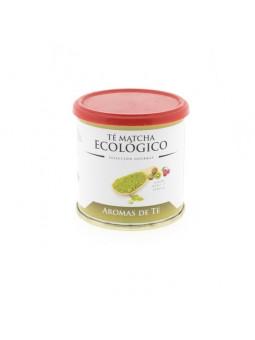 Té Matcha Ecológico sabor a kiwi y cereza 30 grs.