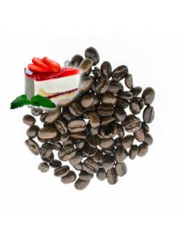 Pastís De Formatge I Cafè