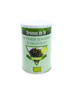 Té Verde Jengibre Ecológico