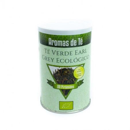 Té Verde Sencha Earl Grey Ecológico