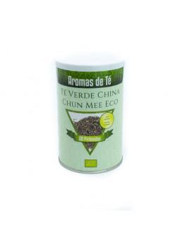 Té Verde China Chun Mee Ecológico