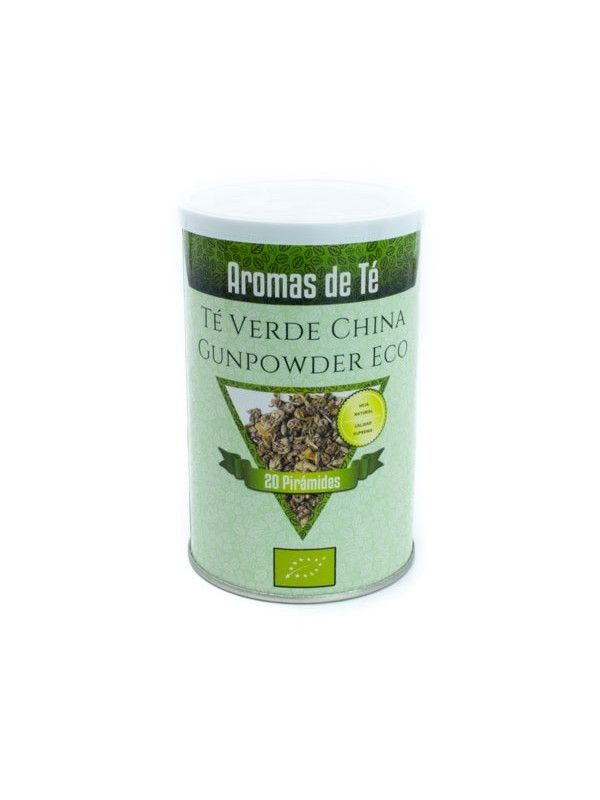 Té Verde China Gunpowder Eco