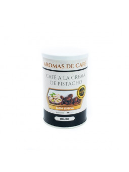 Café con Pistacho