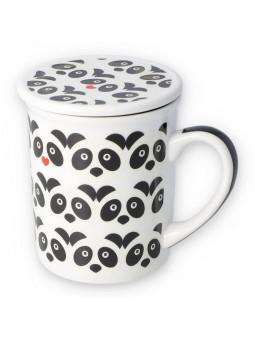 Tisanera Oso Panda