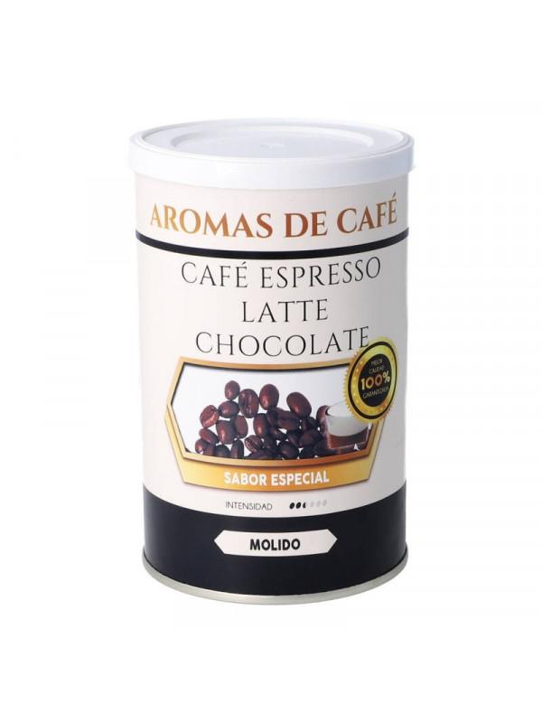 Café Espresso Latte Chocolate