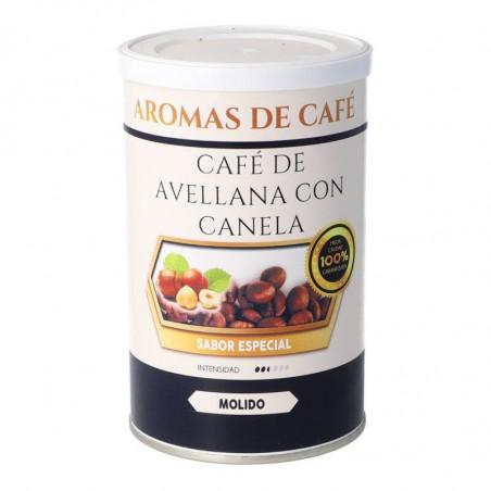 Café de Avellana con Canela