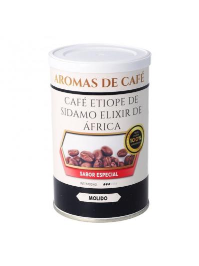 Café Etiopía Sidamo 'El sueño de África'