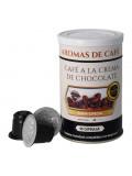 Cápsulas de Café Crema de Chocolate compatibles con nespresso