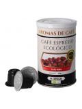 Cápsulas de café Espresso Ecológico Compatibles con Nesspresso