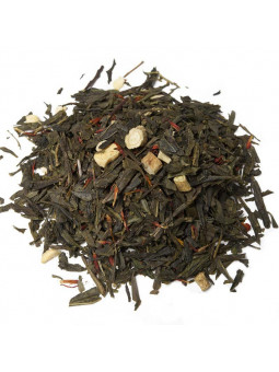 Grüner Tee Ginseng Leidenschaft