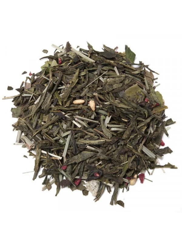 El te verd i Blanc Sorbet de Granada