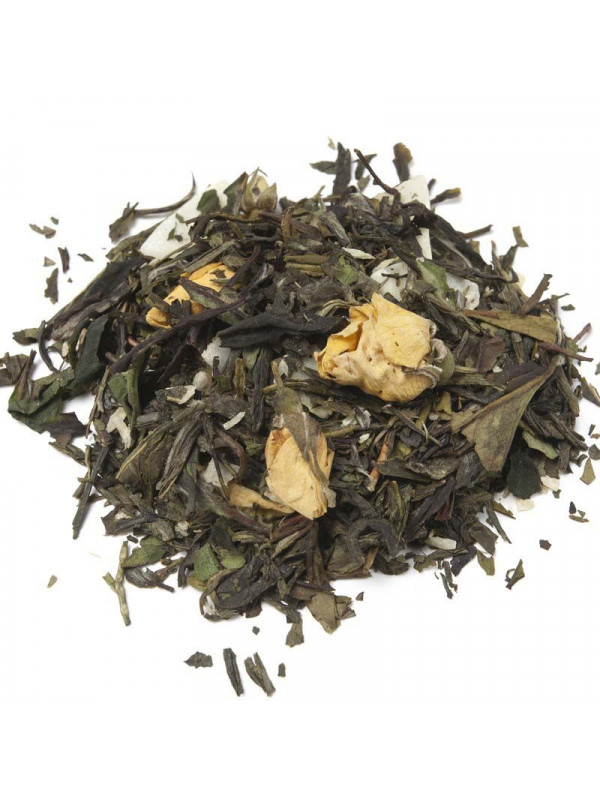 El te verd i Blanc Sorbet de Mango