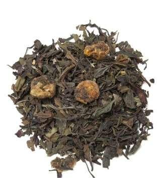 Green tea and White Ryo