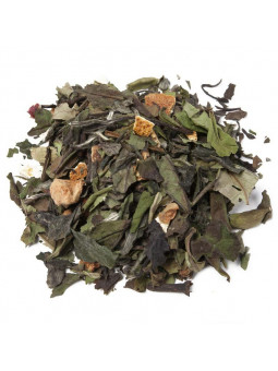 Tè bianco Pai Mu Tan Notti Bianche