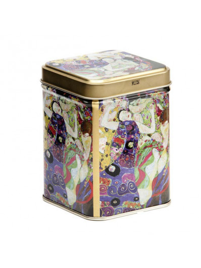 Lata Virgen de Gustav Klimt 100 grs
