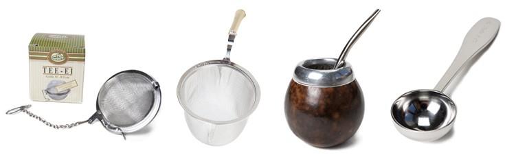 Comprar utensilios para el té
