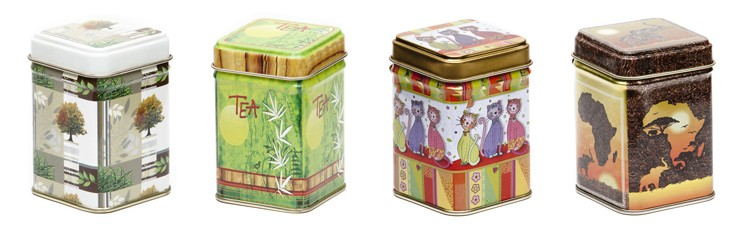 Comprar llaunes de te de 25 grams