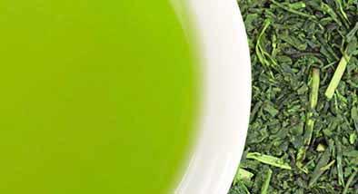 usos del té verde