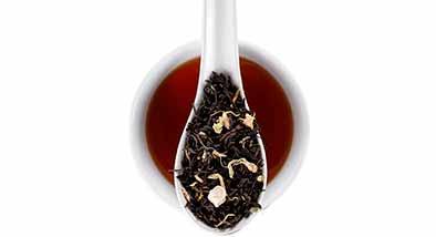recetas de té negro
