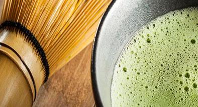 historia del té Matcha
