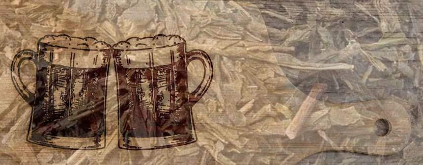 ¿Cómo hacer cerveza artesana con té verde?